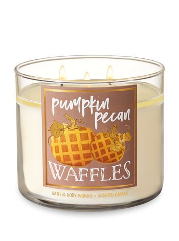 Pumpkin Pecan Waffles Cozy Favorites